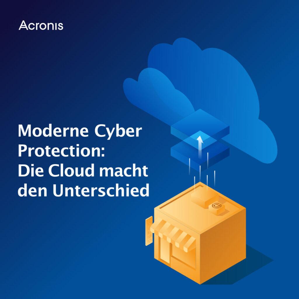 Sichere Cloud Backups mit Acronis